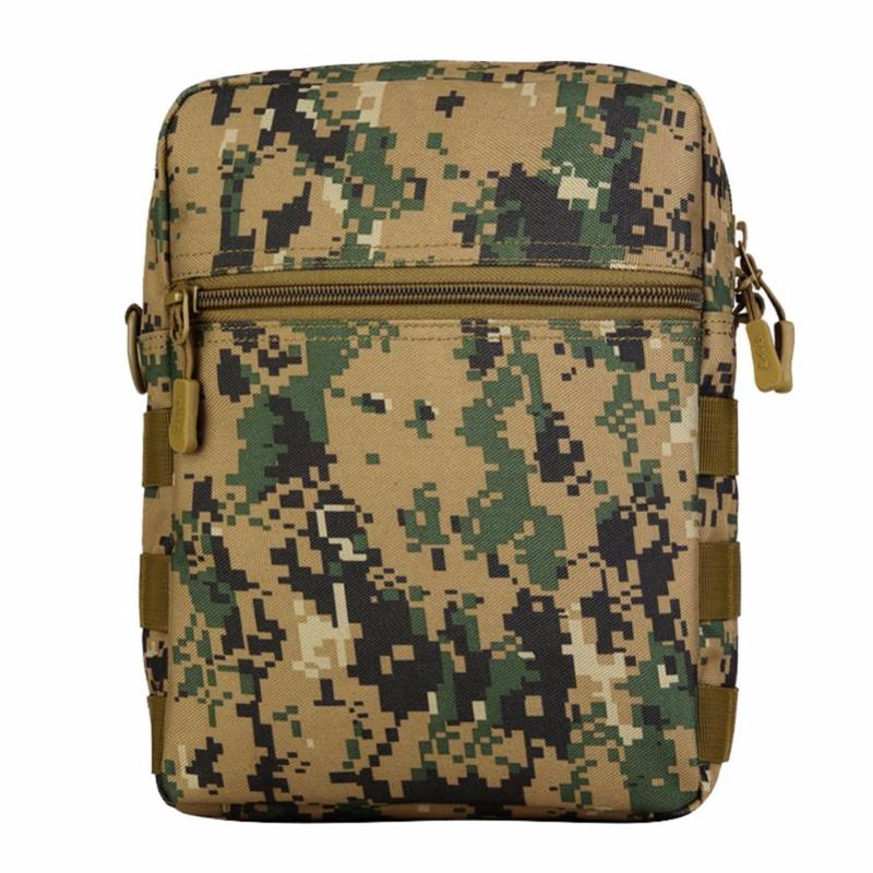 Protector-Plus-Sacs-A-Dos-Tactiques-D-039-extERieur-Sac-De-Messager-Sac-De-Trek-E2O9 miniature 11