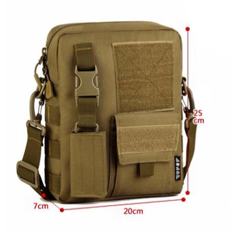 Protector-Plus-Sacs-A-Dos-Tactiques-D-039-extERieur-Sac-De-Messager-Sac-De-Trek-E2O9 miniature 21