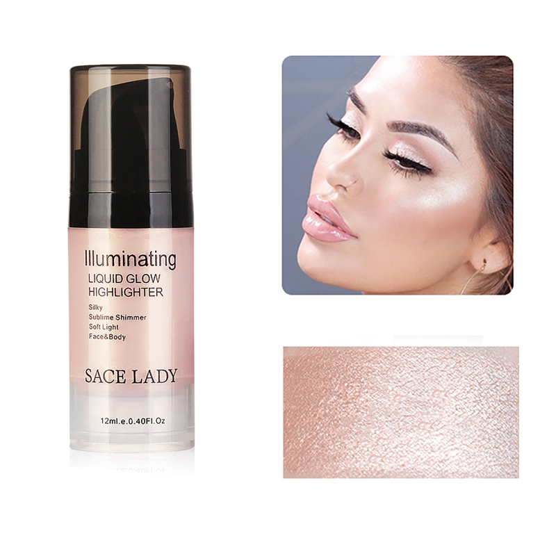 3X(Sace Lady Liquid Highlighter Makeup
