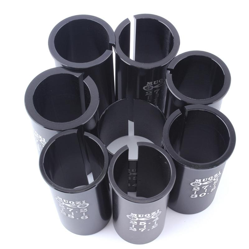 Muqzi-Manchon-De-Reduction-De-Tige-De-Selle-De-Tube-De-Selle-De-Velo-De-Rout-8V2 miniatura 6