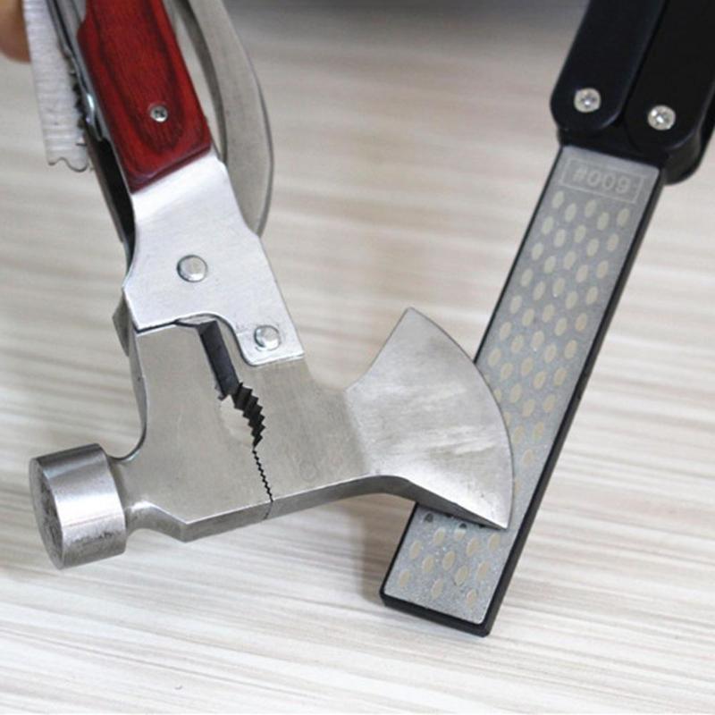2-Side-Folding-Fan-Shape-Stone-Diamond-Knife-Sharpener-Outdoor-Repair-Tools-K3V1 thumbnail 6