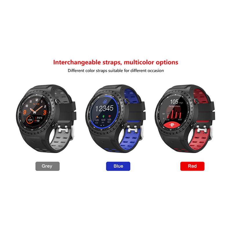 Montre Intelligente M1 Modes Modes Modes Multi-Sports Ecran Farbee 1,3 Pouces Boussole  F1S2 7f2090