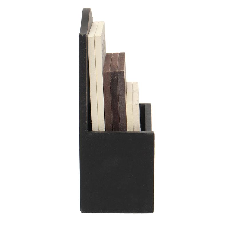 1X-Wood-Desk-Calendar-Retro-Vintage-Wood-Block-Perpetual-Calendar-Wooden-En8K9 thumbnail 7