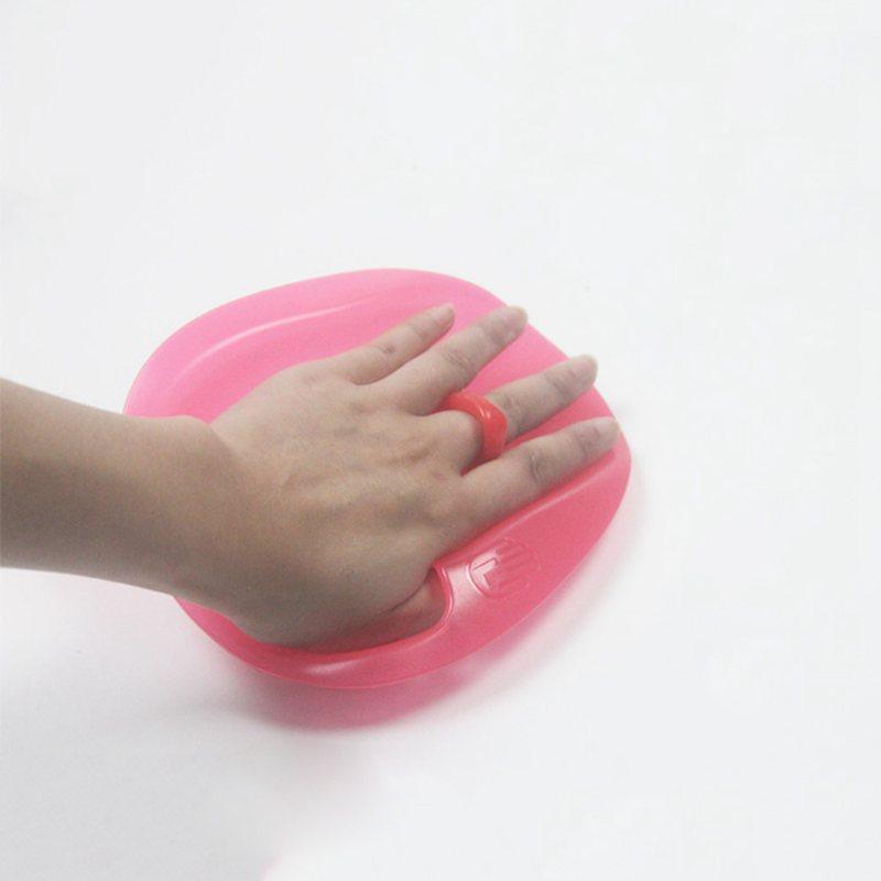 1X-1-Paar-Schwimmen-Paddel-Strich-Professionelle-Hand-Paddel-Wasser-Sport-S-F7S3 Indexbild 11