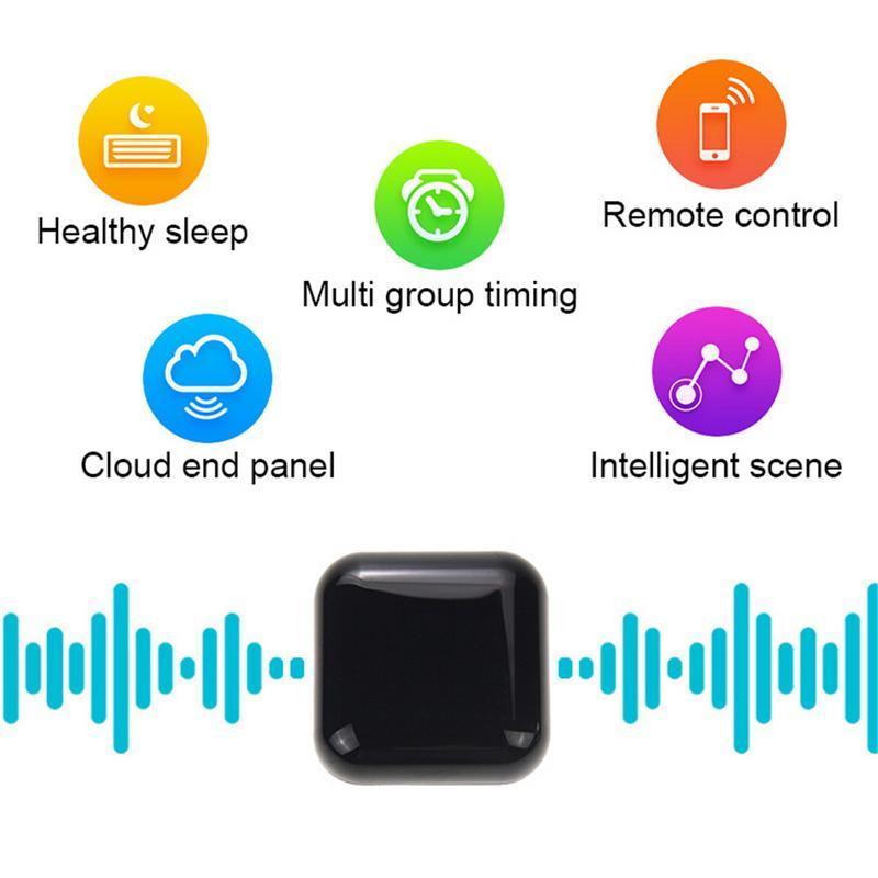 1X-Controlador-Remoto-Inteligente-Tipo-Universal-Del-Infrarrojo-Del-TelefonD9G6 miniatura 6