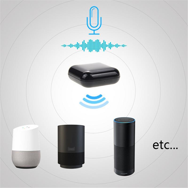1X-Controlador-Remoto-Inteligente-Tipo-Universal-Del-Infrarrojo-Del-TelefonD9G6 miniatura 8