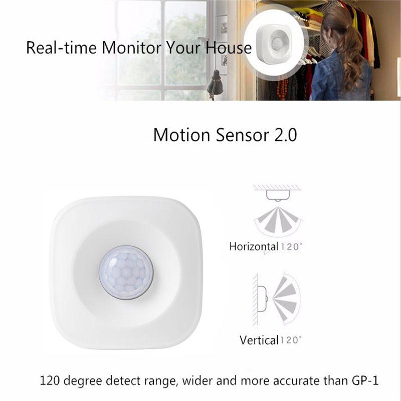 Wifi-Motion-Sensor-Pir-Intelligent-Remote-Wireless-Door-Detector-For-Ios-An-Z7N9 thumbnail 4