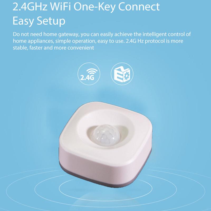 Wifi-Motion-Sensor-Pir-Intelligent-Remote-Wireless-Door-Detector-For-Ios-An-Z7N9 thumbnail 8