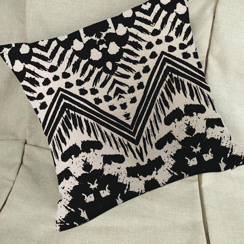2X-Home-Decor-Cushion-Cover-Simple-Geometric-Throw-Pillowcase-Car-Decoratio6S1 thumbnail 5