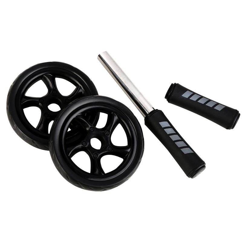 SOWELL Bauch Roller Fitness Geräte Inländischen Muskel Rad Zwei Räder Gesun I7R8
