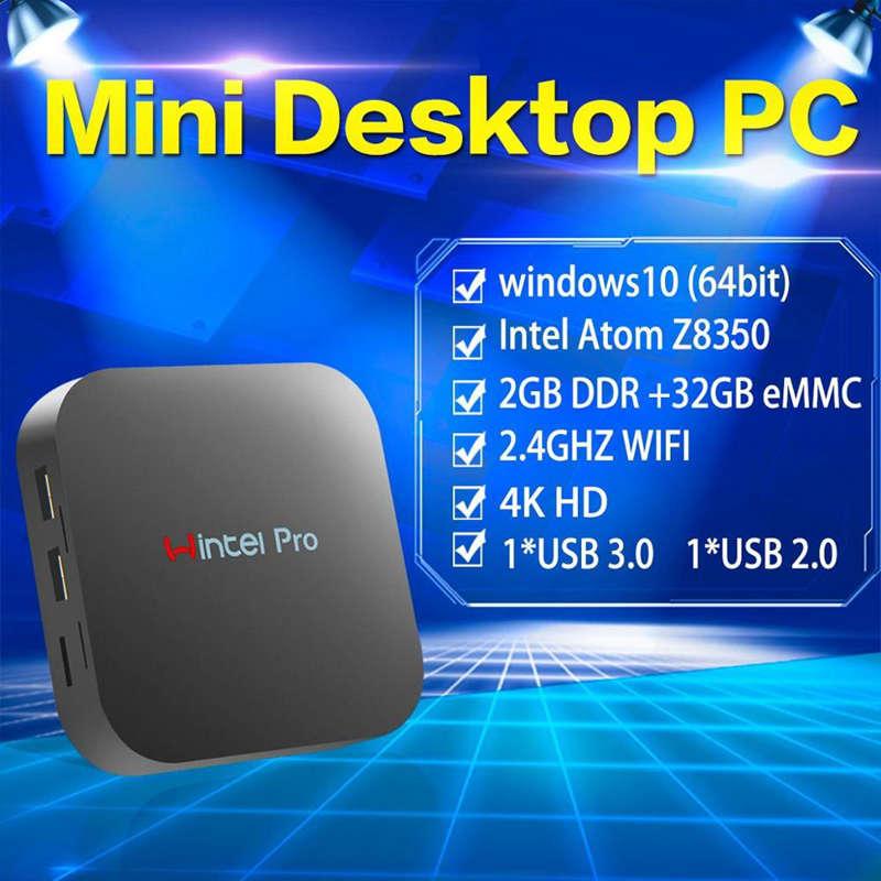 Mini-Pc-Intel-Atom-X5-Z8350-1-44Ghz-Cuatro-Nucleos-con-Wifi-Bt4-0-Rj45-100M-K2Z1 miniatura 5