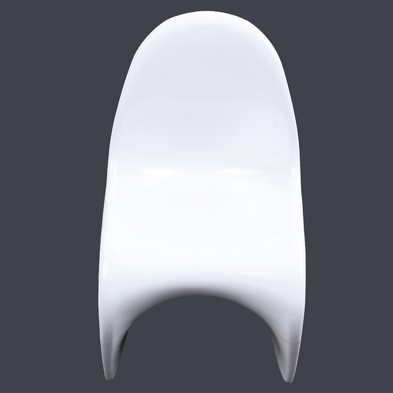 1-6-Casa-De-Munecas-Muebles-En-Miniatura-Forma-De-PlAStico-039-S-039-Silla-K4E2 miniatura 8