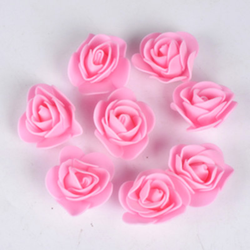 1X-500Pcs-Lot-These-Flowers-Are-Used-To-Decorate-Flores-Man-Made-Decorative4D8 thumbnail 3