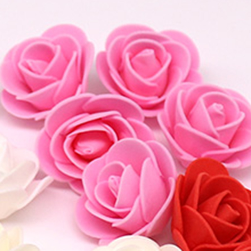 1X-500Pcs-Lot-These-Flowers-Are-Used-To-Decorate-Flores-Man-Made-Decorative4D8 thumbnail 4