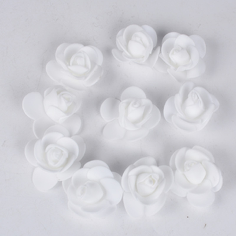 1X-500Pcs-Lot-These-Flowers-Are-Used-To-Decorate-Flores-Man-Made-Decorative4D8 thumbnail 11