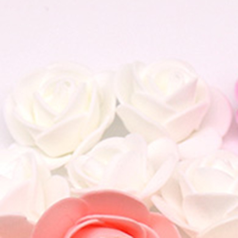 1X-500Pcs-Lot-These-Flowers-Are-Used-To-Decorate-Flores-Man-Made-Decorative4D8 thumbnail 12