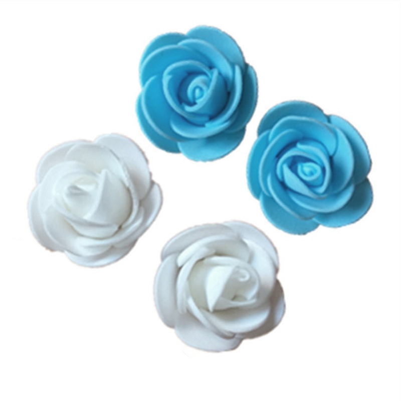 1X-500Pcs-Lot-These-Flowers-Are-Used-To-Decorate-Flores-Man-Made-Decorative4D8 thumbnail 24