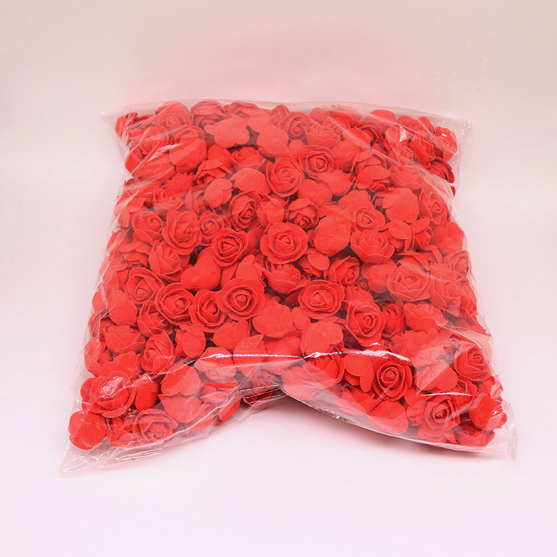 1X-500Pcs-Lot-These-Flowers-Are-Used-To-Decorate-Flores-Man-Made-Decorative4D8 thumbnail 36