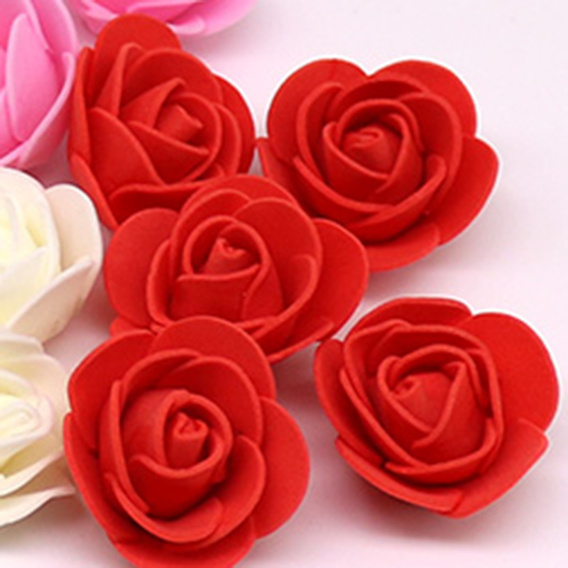 1X-500Pcs-Lot-These-Flowers-Are-Used-To-Decorate-Flores-Man-Made-Decorative4D8 thumbnail 38