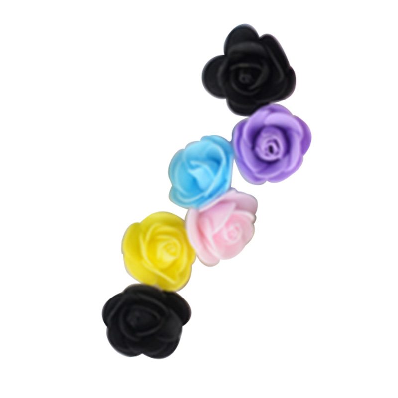1X-500Pcs-Lot-These-Flowers-Are-Used-To-Decorate-Flores-Man-Made-Decorative4D8 thumbnail 44