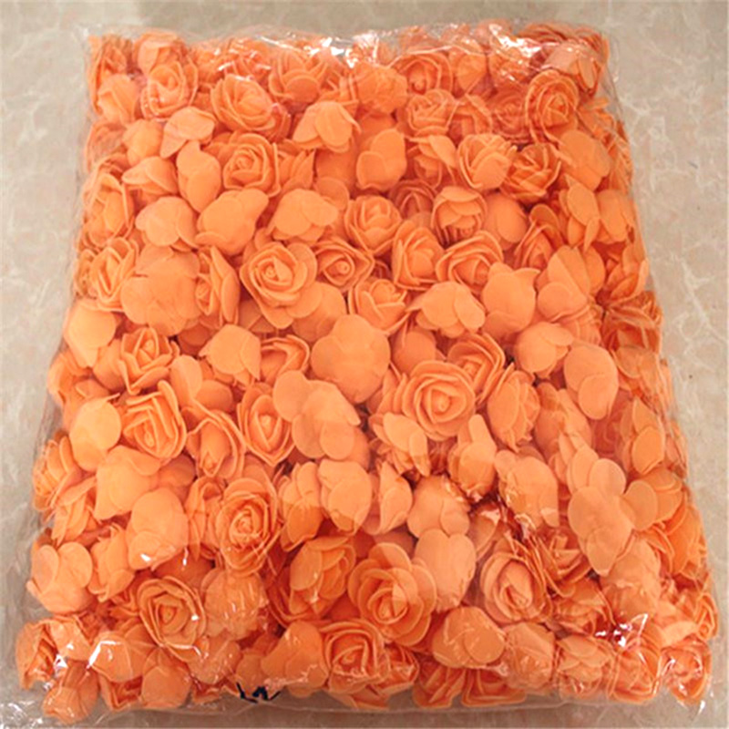 1X-500Pcs-Lot-These-Flowers-Are-Used-To-Decorate-Flores-Man-Made-Decorative4D8 thumbnail 48