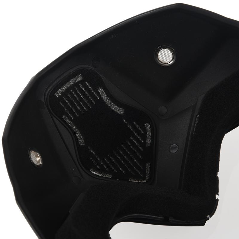 Course-d-039-autos-Modulaire-detachable-Casque-de-moto-Masque-de-protection-Boucl-58 miniature 25