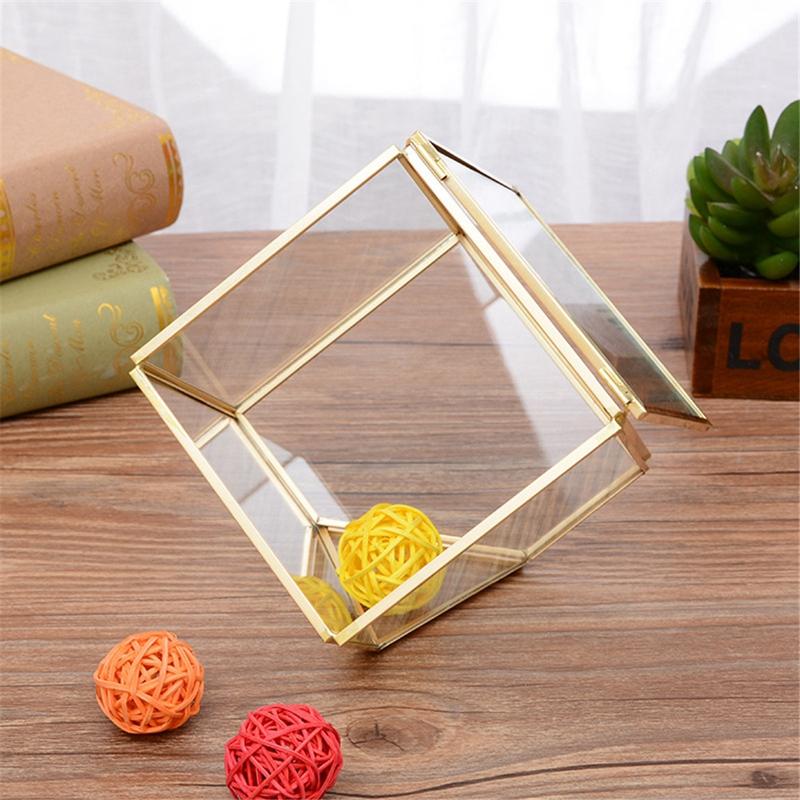 1X-Geometrische-Mini-Landschaft-Pflanzen-Transparent-Glas-Haus-Blume-Zimmer-S3B9 Indexbild 6