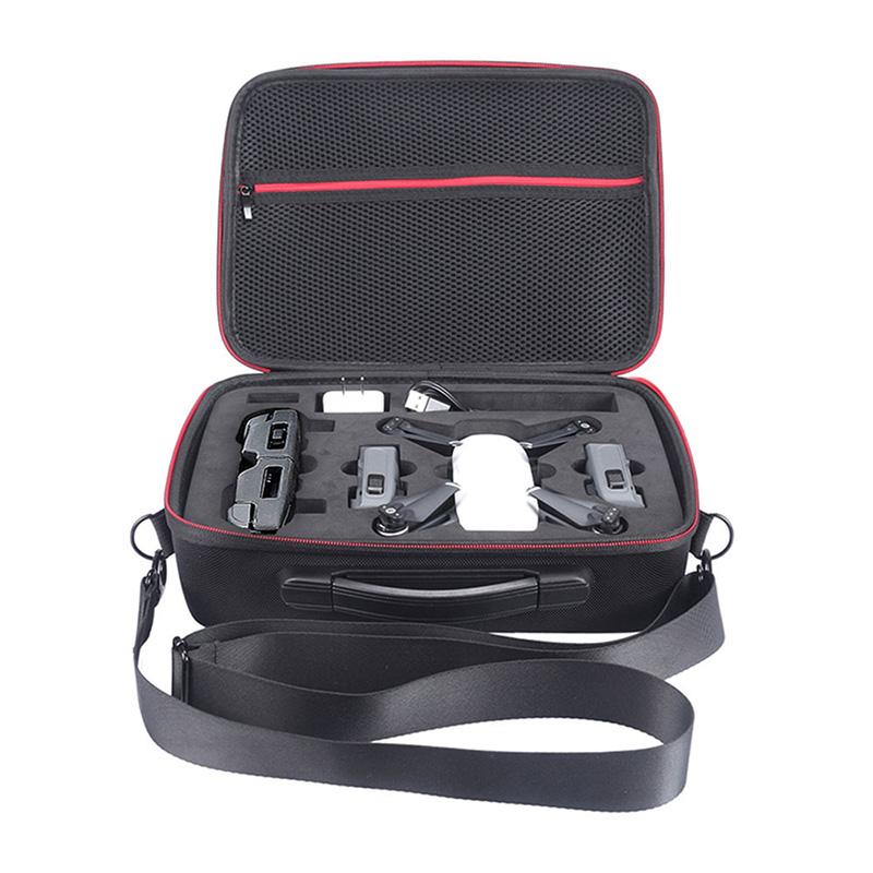 3X (portátil Drone caso de cásCochea duro EVA bolsa de hombro Bolsas De Almacenamiento Caja De Manija Para V