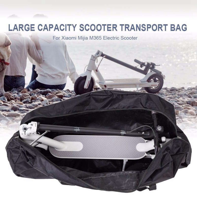 Waterproof Carry Hand Bag For Xiaomi M365//M187 Electric Scooter Storage