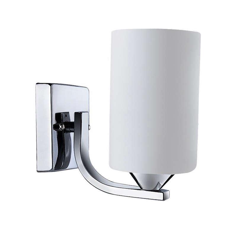 Verre-Moderne-Lumiere-Led-Applique-Murale-Eclairage-De-La-Lampe-Fixation-De-3E4 miniature 5