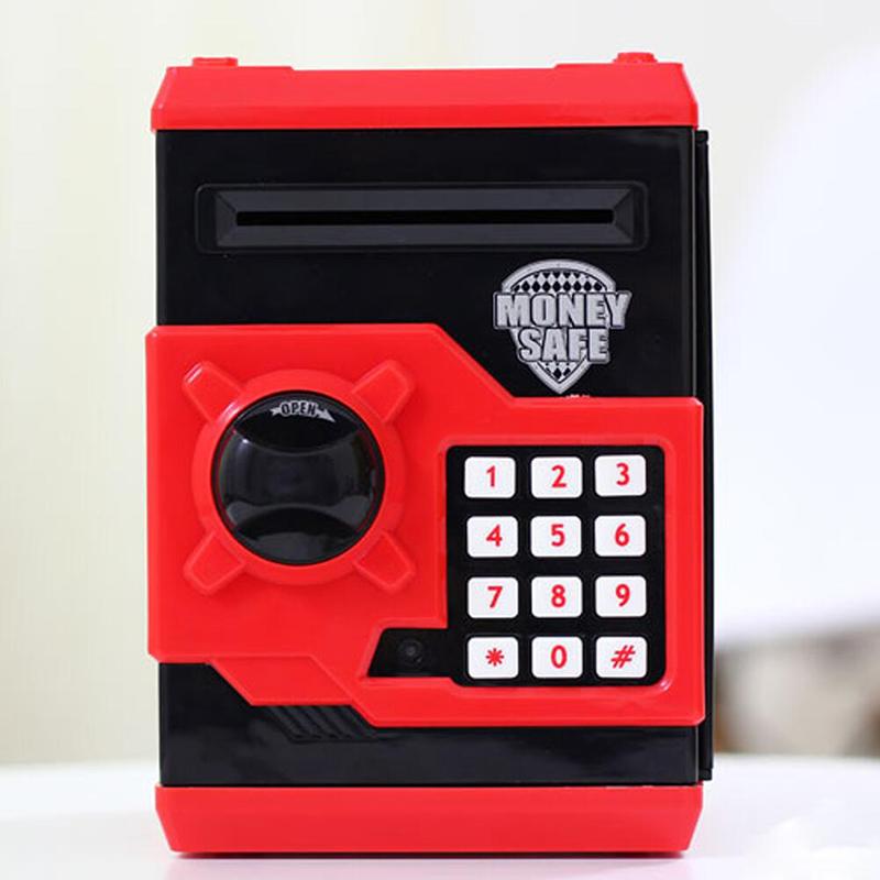 Hot-New-Piggy-Bank-Mini-Atm-Money-Box-Electronic-Password-Chewing-Coin-Cash-Depo thumbnail 4