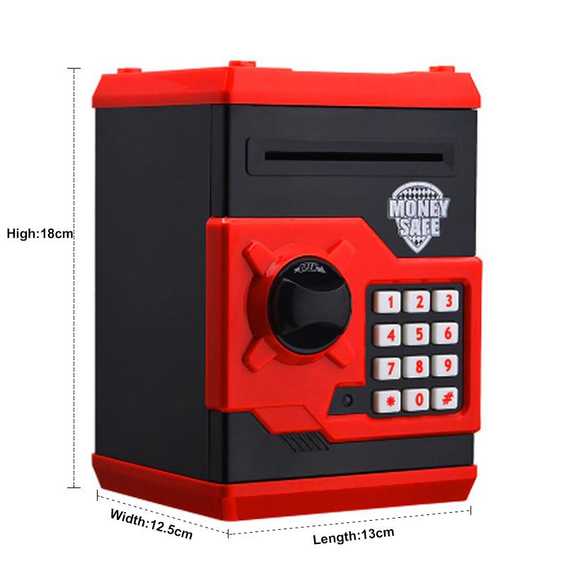 Hot-New-Piggy-Bank-Mini-Atm-Money-Box-Electronic-Password-Chewing-Coin-Cash-Depo thumbnail 6