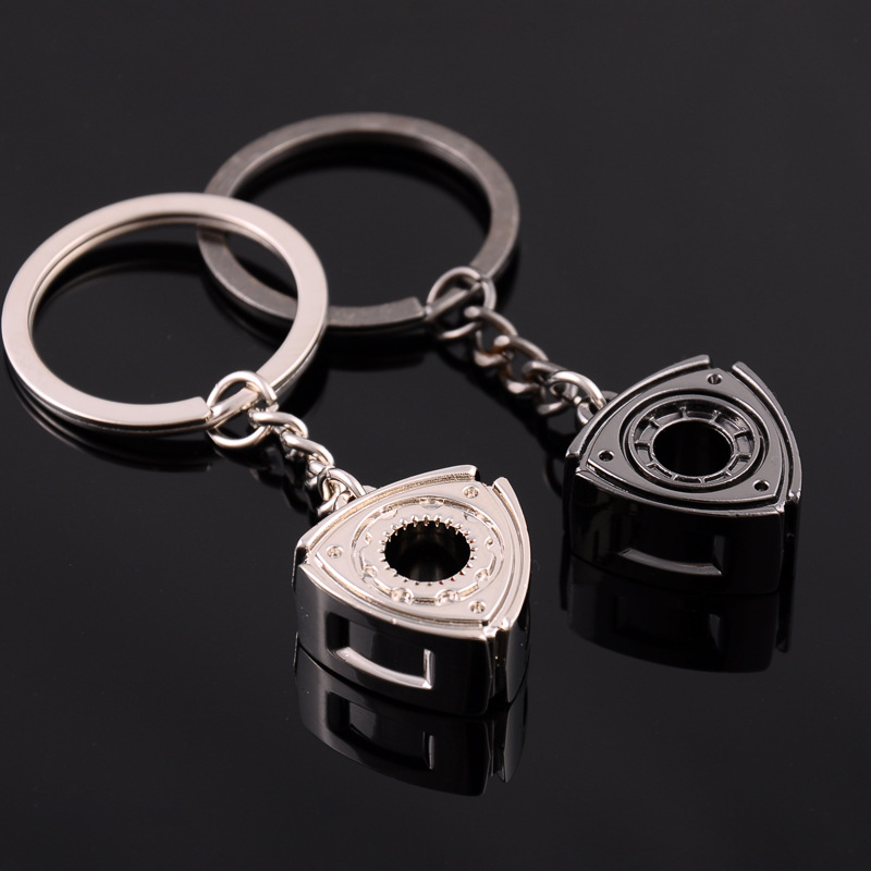 3X-Gift-Automobile-Refitting-Rotor-Engine-Keychain-Key-Ring-Pendant-Waist-H5C5 thumbnail 7