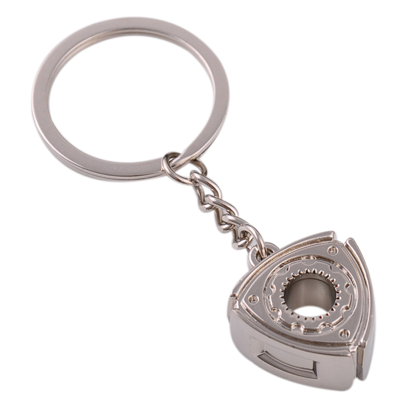 3X-Gift-Automobile-Refitting-Rotor-Engine-Keychain-Key-Ring-Pendant-Waist-H5C5 thumbnail 2