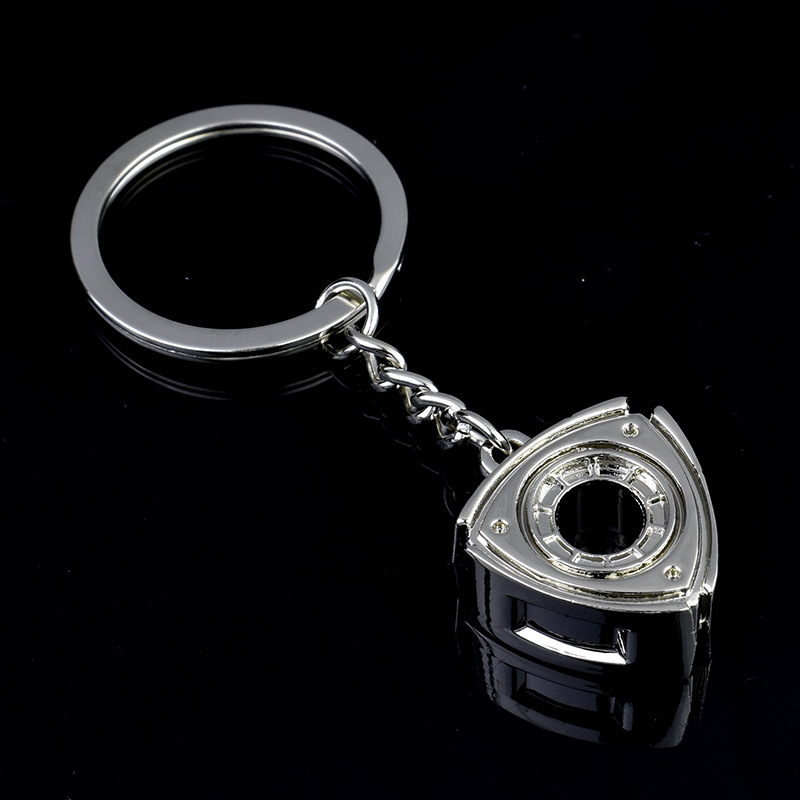 3X-Gift-Automobile-Refitting-Rotor-Engine-Keychain-Key-Ring-Pendant-Waist-H5C5 thumbnail 12