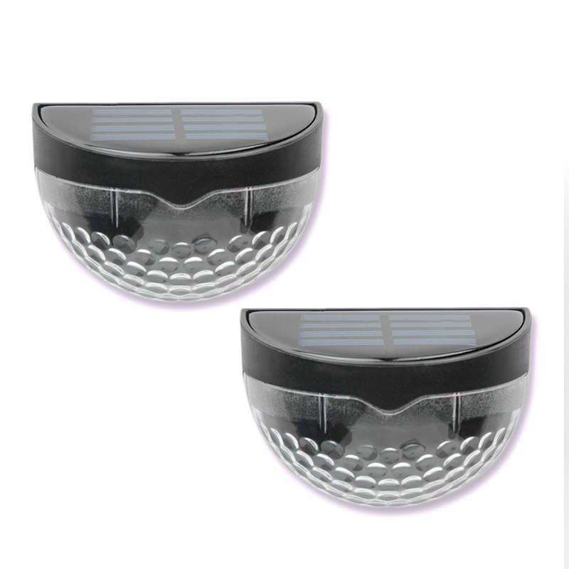 0-3W-6-Led-Energia-Solar-Luz-de-Carga-Automatica-Lampara-Impermeable-Al-Air-H7D2 miniatura 3