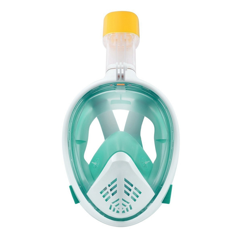 2X-Scuba-Diving-Mask-Full-Face-Snorkeling-Mask-Underwater-Anti-Fog-Snorkeli-L6K9 thumbnail 16