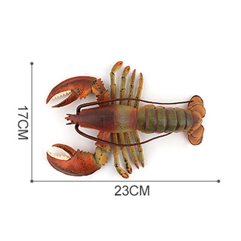1X-Solido-Realista-Mundo-Submarino-Animales-Modelos-Realistas-De-Talla-Extr-U4Y7 miniatura 10