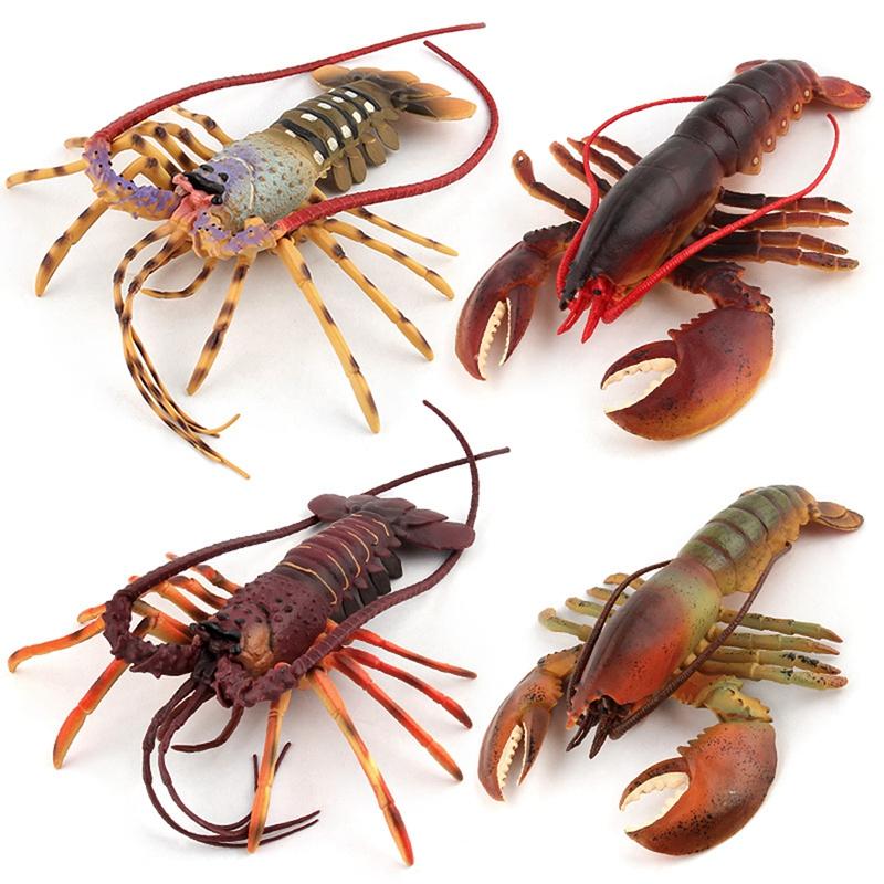 1X-Solido-Realista-Mundo-Submarino-Animales-Modelos-Realistas-De-Talla-Extr-U4Y7 miniatura 25