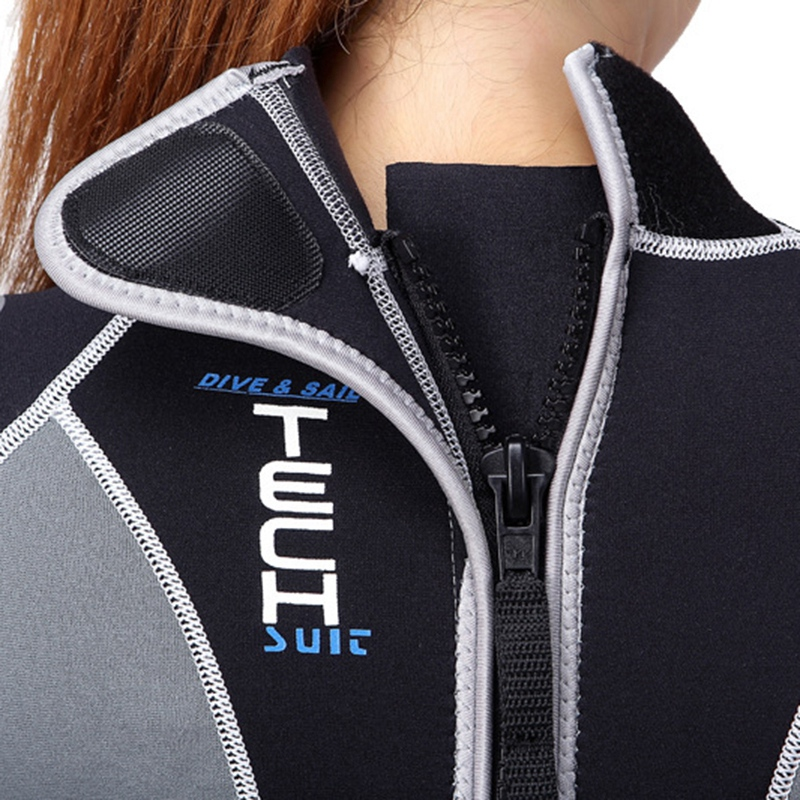 Dive-amp-Sail-Diving-Suit-For-Women-Neoprene-Professional-Insulation-Wetsuit-Wi-W5Z7 thumbnail 7