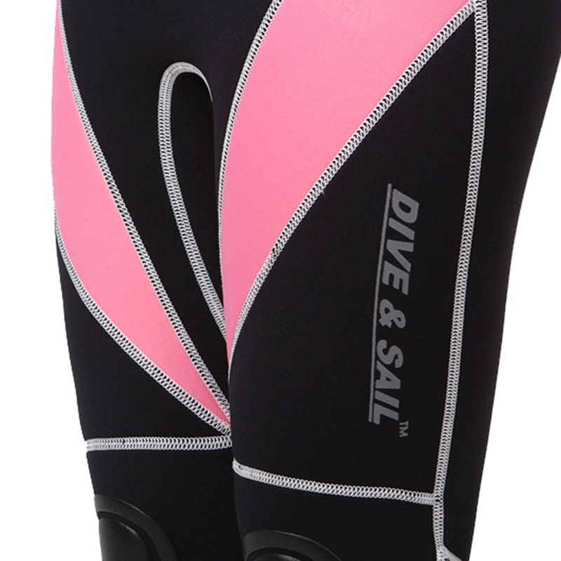 Dive-amp-Sail-Diving-Suit-For-Women-Neoprene-Professional-Insulation-Wetsuit-Wi-W5Z7 thumbnail 8