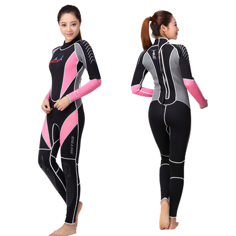 Dive-amp-Sail-Diving-Suit-For-Women-Neoprene-Professional-Insulation-Wetsuit-Wi-W5Z7