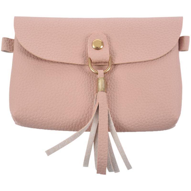 Mode-Tasche-Vintage-Handtasche-Kleine-Messenger-Quaste-UmhaeNgetaschen-G5U9 Indexbild 23