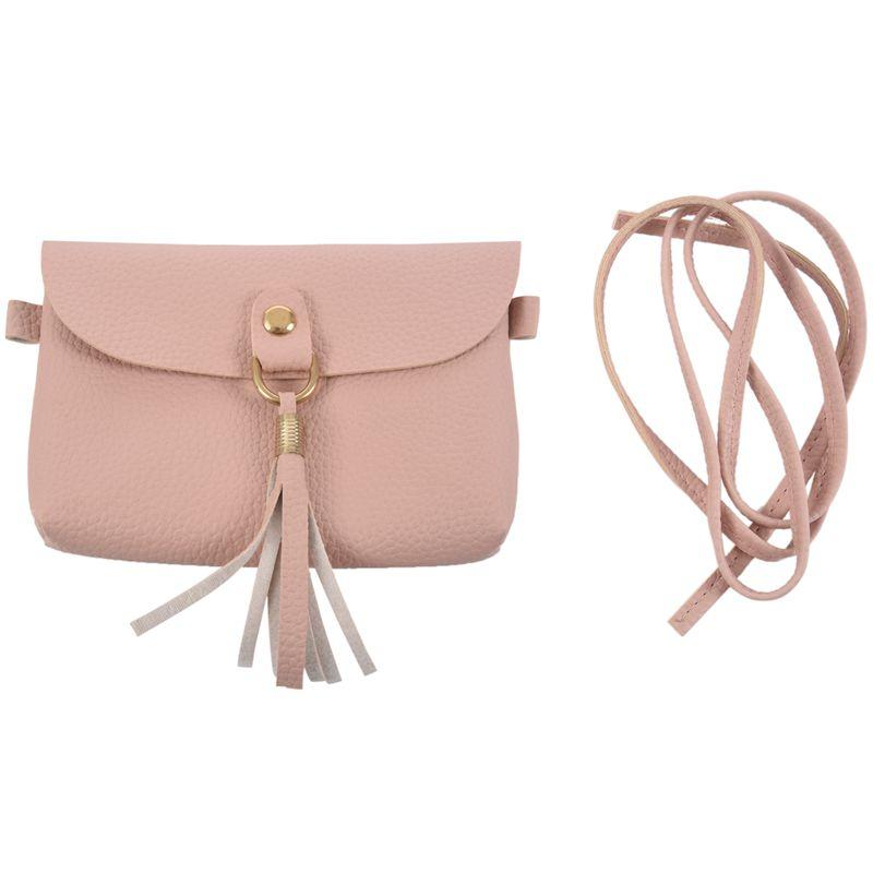 Mode-Tasche-Vintage-Handtasche-Kleine-Messenger-Quaste-UmhaeNgetaschen-G5U9 Indexbild 24