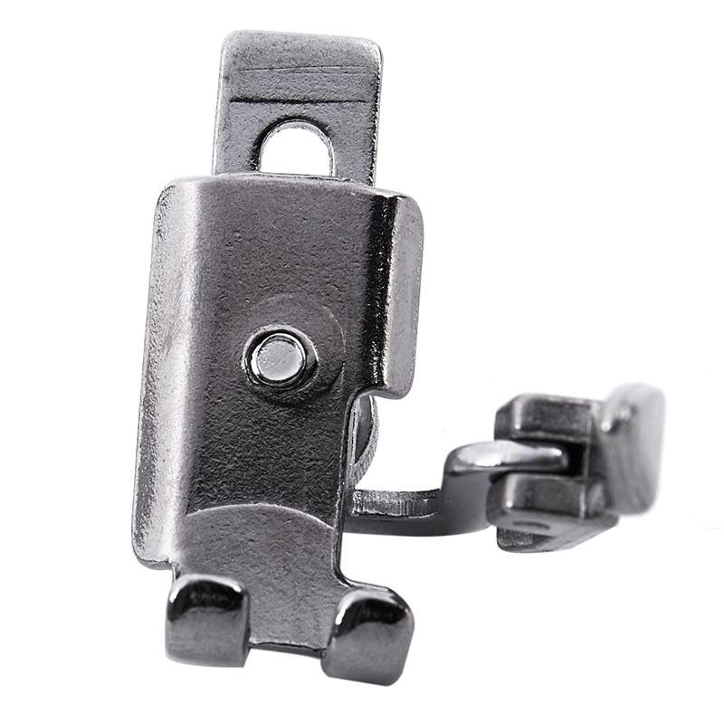 Adjustable Zipper Cording Presser Foot for All Low Shank Singer B Q2R6 Brother