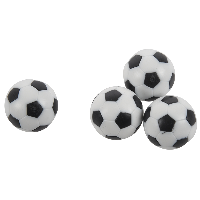 20X (nuevo 4 un. 32mm Mesa Mesa Mesa De Fútbol Futbolín De Resina Pelota De Fútbol Fútbol J9D7) 76255f