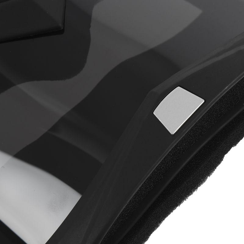 Course-d-039-autos-Modulaire-detachable-Casque-de-moto-Masque-de-protection-Boucl-58 miniature 34