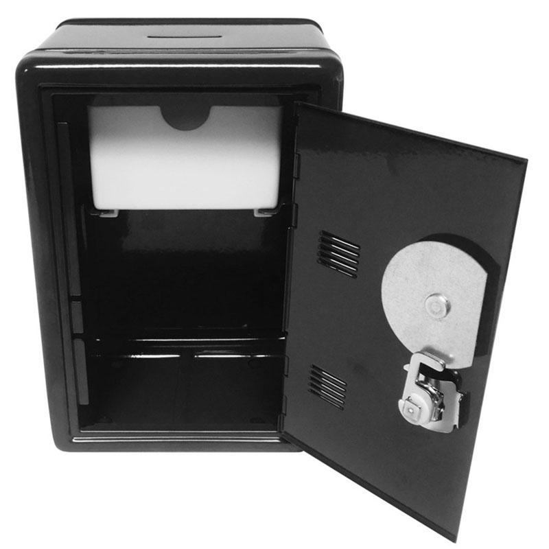 Hucha-Creativa-Mini-Atm-Caja-de-Dinero-Contrasena-Digital-Monedas-Efectivo-Z7M3 miniatura 3