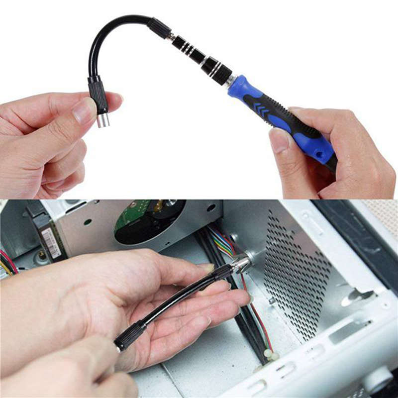 58X Computer Repair Kit Set Tool Laptop Pc Precision Screwdriver Torx Smart H1Q1