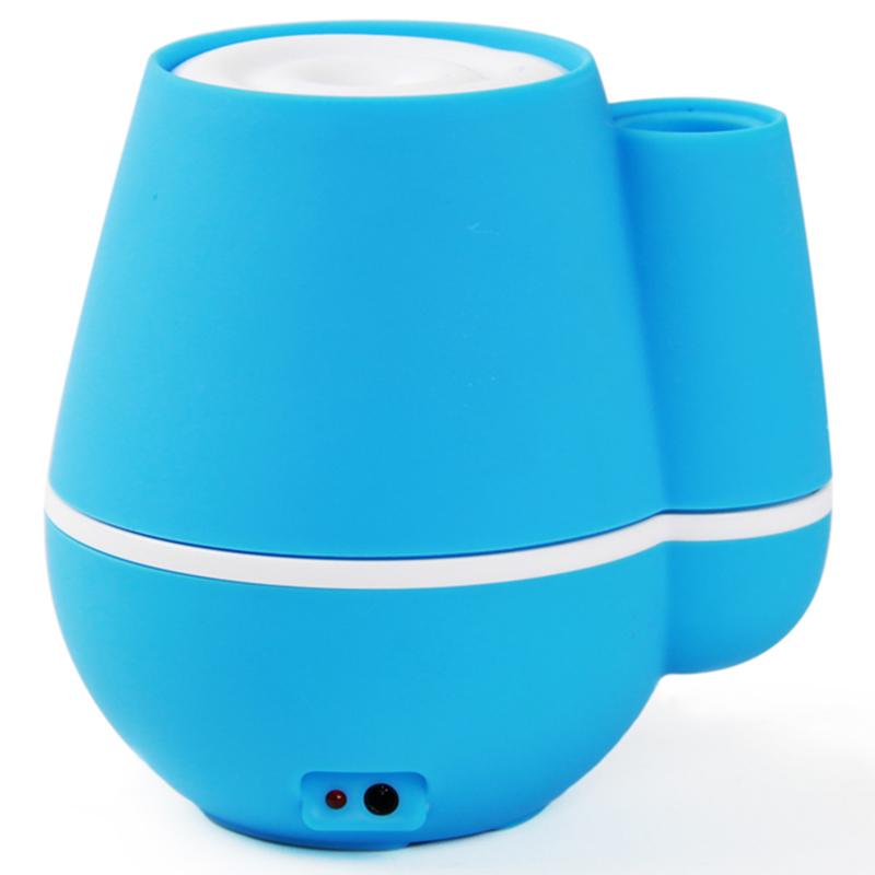 220Ml-Nouveau-Usb-Fleur-Vase-Forme-Bureau-A-Domicile-220Ml-Air-Brumisateur-T1T8 miniature 3
